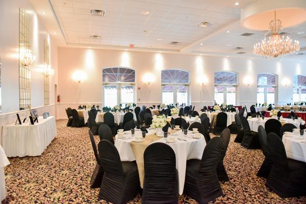 Wedding Reception Venue Conference Hall Prom Event Center