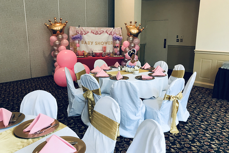 Creekside Banquet - Baby Shower
